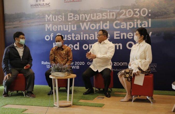 Kesiapan Musi Banyuasin Menuju Ibu Kota Dunia Energi Berkelanjutan Berbasis Sawit