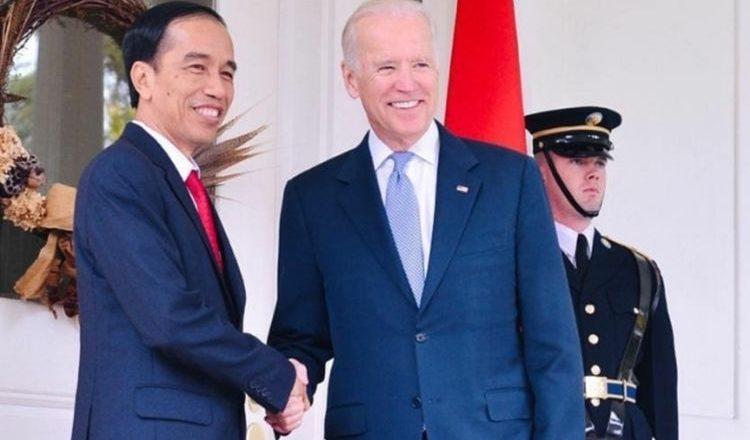 Jokowi Beri Ucapan Selamat untuk Joe Biden-Kamala Harris yang Menang Pemilu AS