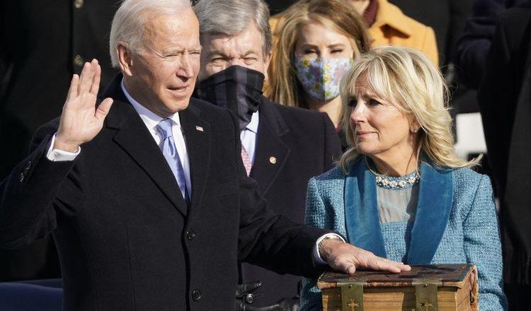 Terpilih Jadi Presiden AS, Joe Biden: Rakyat Telah Menentukan Pilihannya