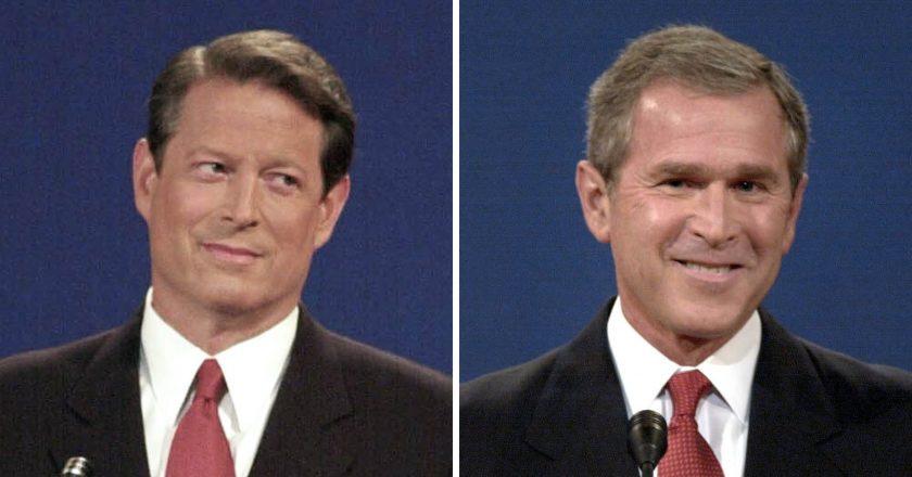 8-11-2000: Pilpres AS dan Pertarungan Sengit Capres George W Bush Vs Al Gore